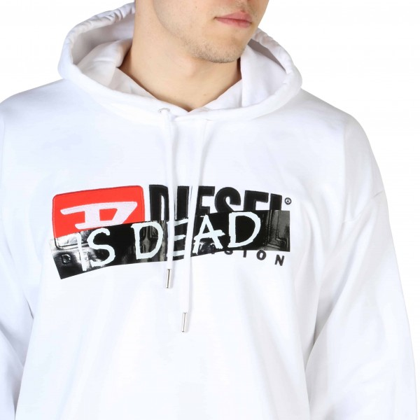 Sweat Diesel is Dead Blanc