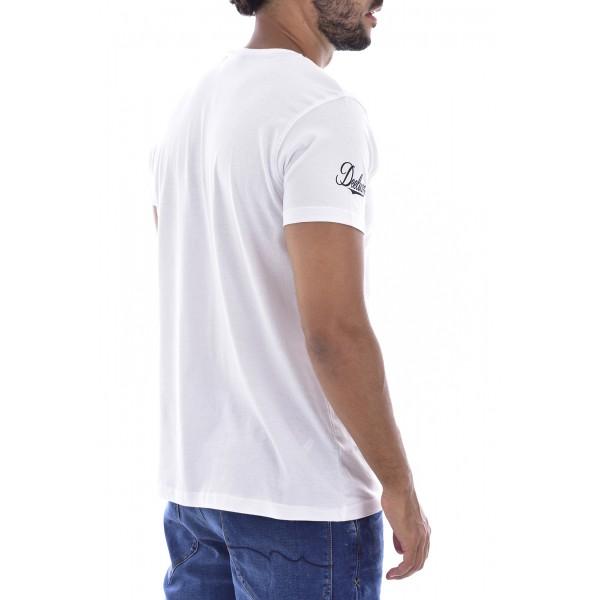 T-shirt Deeluxe Original Blanc